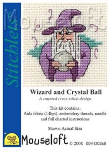 Mouseloft Stitchlets Crystal Ball
